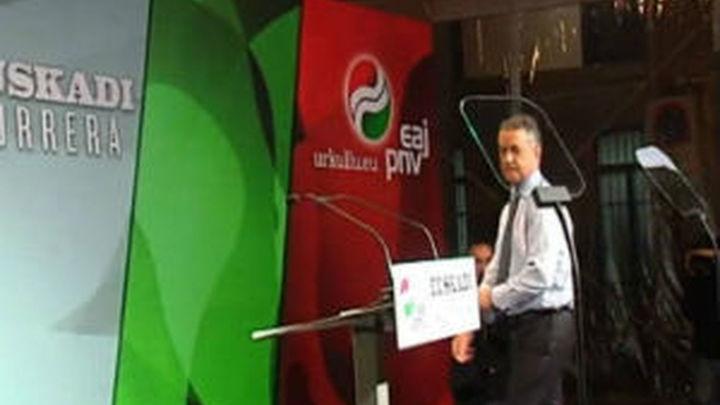 """Urkullu afirma que en su cuaderno de ruta está """"Euskadi, nación europea"""""""