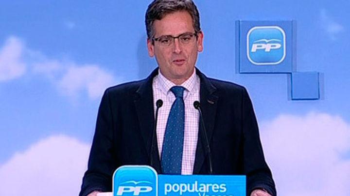 """Basagoiti reconoce que el PP, que ha perdido tres escaños, """"quería más"""""""