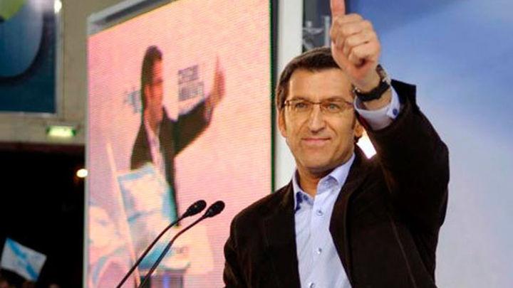 Feijóo asume su segundo mandato tras ampliar su mayoría absoluta