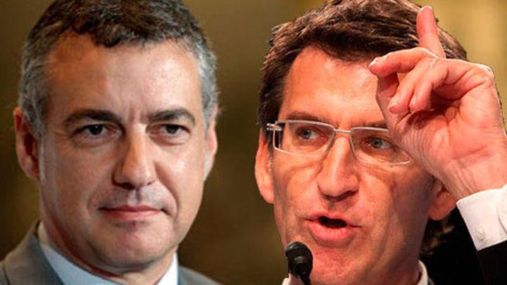 Mayoría absoluta para Feijoó en Galicia y PNV y Bildu casi empatados en País Vasco