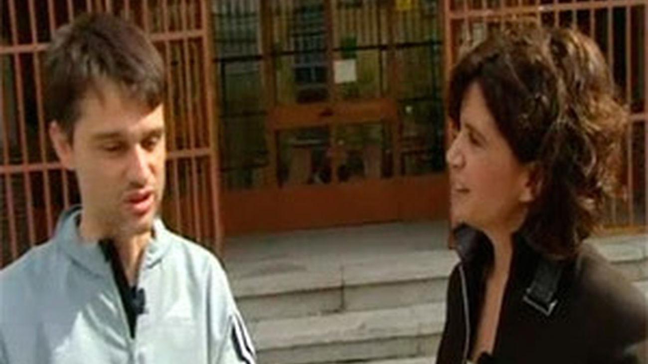 Loreto Ruiz (UPyD) se interesa por el uso del 'tupper' en la escuela