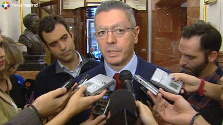 """Gallardón:""""no habrá excarcelaciones hasta que Estrasburgo revise la """"doctrina Parot"""""""