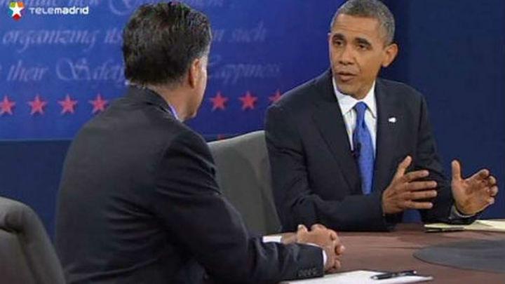 Obama gana el pulso a Romney en política exterior en un debate muy reñido