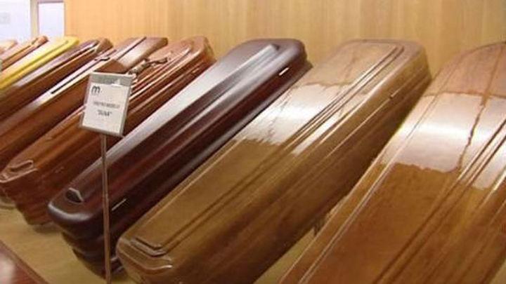 El coste medio de los servicios funerarios  en España es de 3.700 euros