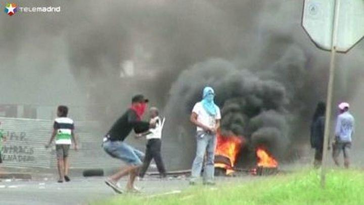 Rebelión contra el ejecutivo panameño por la venta de unos terrenos