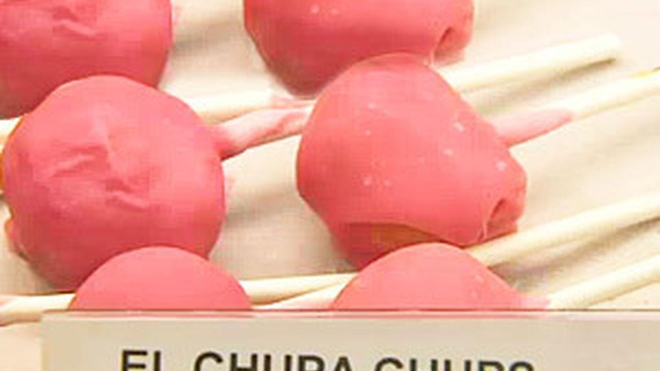 Buñuelos con sabor a 'chuches'