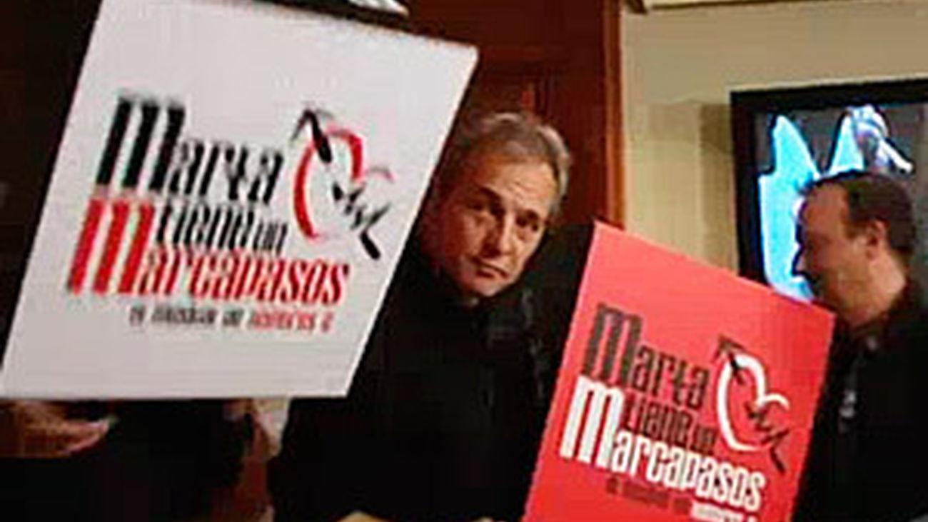 Los Hombres G presentan su musical 'Marta tiene un marcapasos'