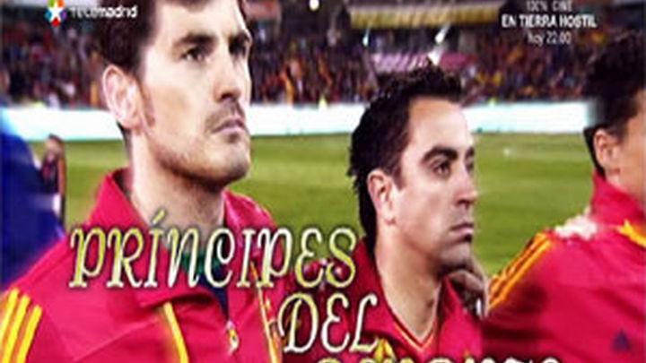 """Casillas: """"este premio es el reflejo de una madurez"""""""