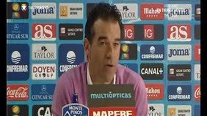 """Luis García:""""El Athletic es uno de los siete grandes, tiene que estar arriba"""""""