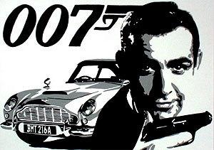 El mítico agente 007, James Bond