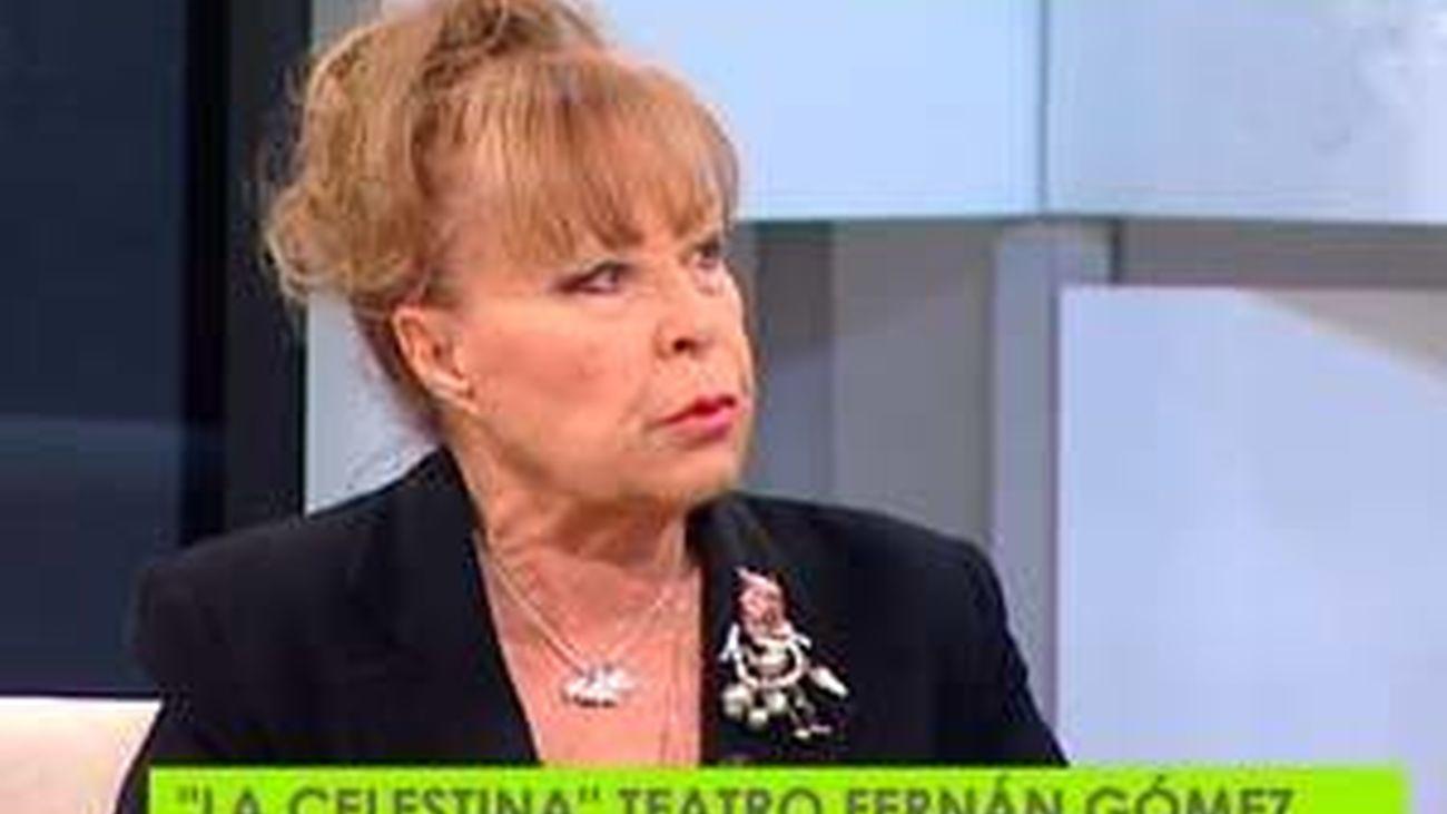 Gemma Cuervo interpreta La Celestina