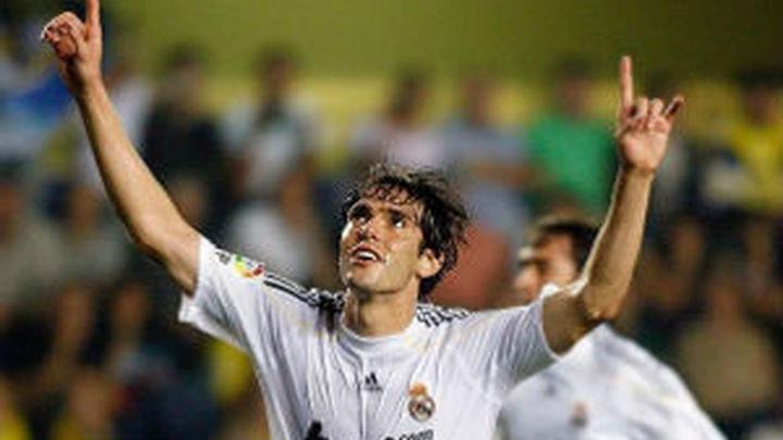Kaka quiere continuar en el Real Madrid y hablará con Ancelotti