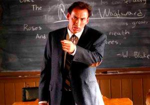 'The Wickerman', con Nicolas Cage