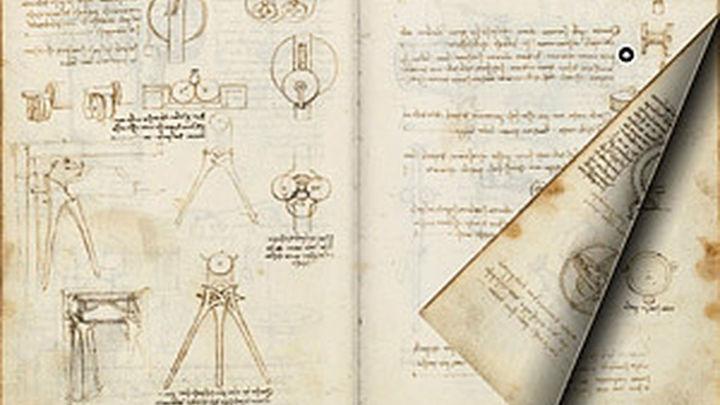 """La Biblioteca Nacional pone en marcha """"Leonardo interactivo"""" para acercar al genio"""
