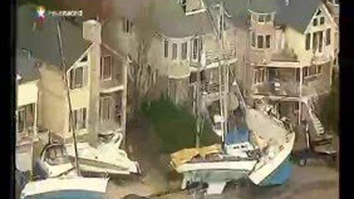 Al menos 40 muertos, 22 de ellos en  Nueva York, por el paso de 'Sandy'