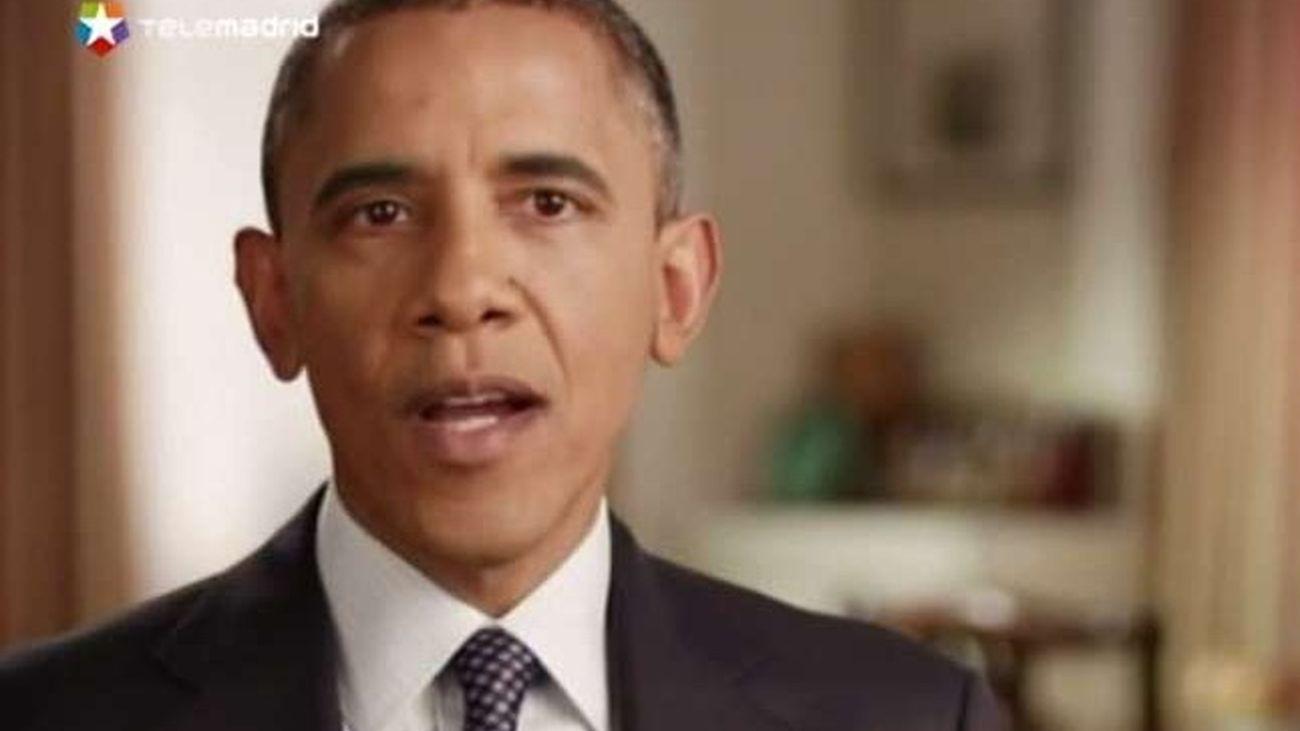 Obama y Romney dan el último empujón a sus campañas