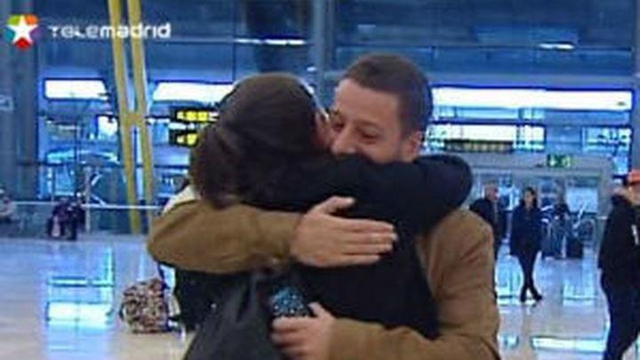 Los españoles afectados por el Sandy vuelven a casa