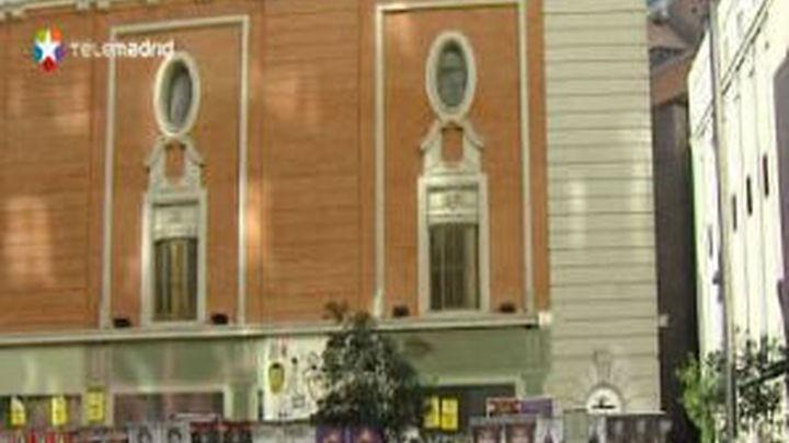Caja Madrid pone a la venta el Palacio de la Música de Gran Vía por 50 millones