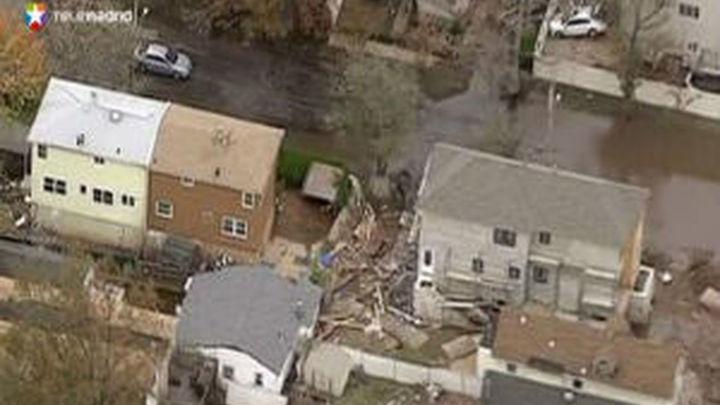 """La cifra de fallecidos por """"Sandy"""" en EE.UU. supera el centenar"""