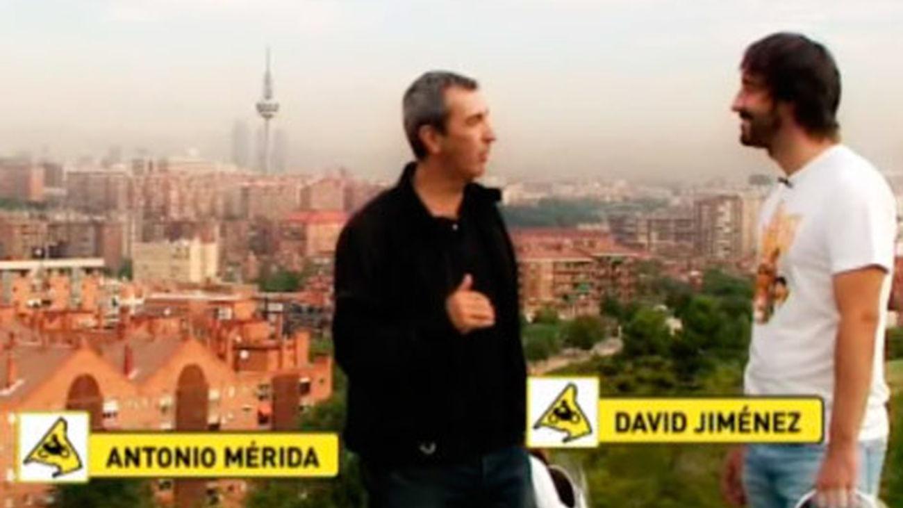 Madrid en moto: El corredor del Henares