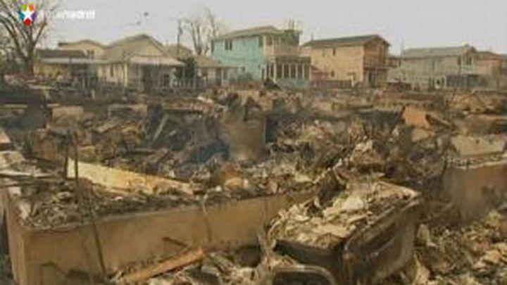 """Rhode Island declarada """"zona catastrófica"""" tras el paso del """"Sandy"""""""