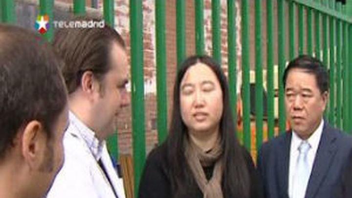 """Una delegación china visita Leganés por sus """"posibilidades de inversión"""""""