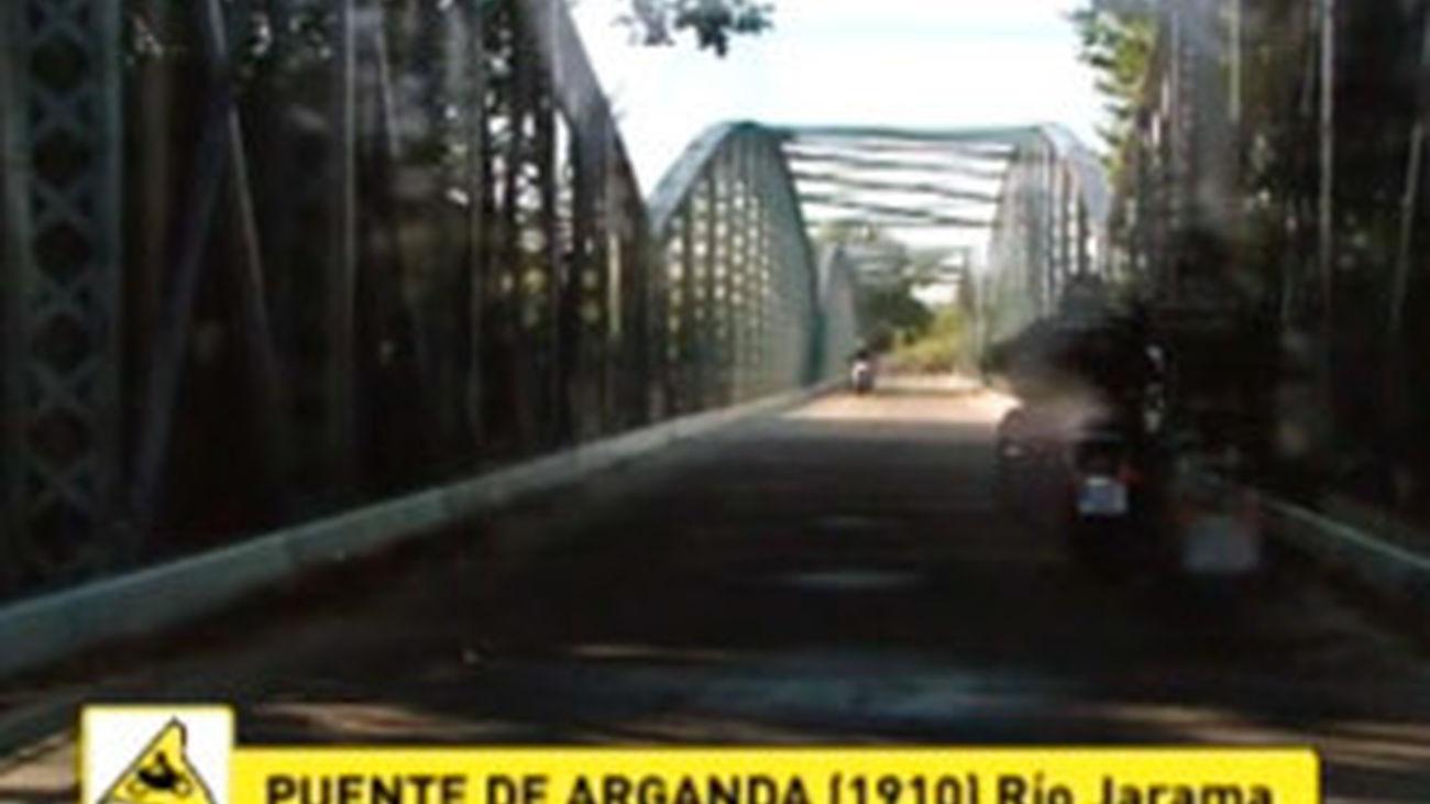 Madrid en moto: La ruta de Chinchón