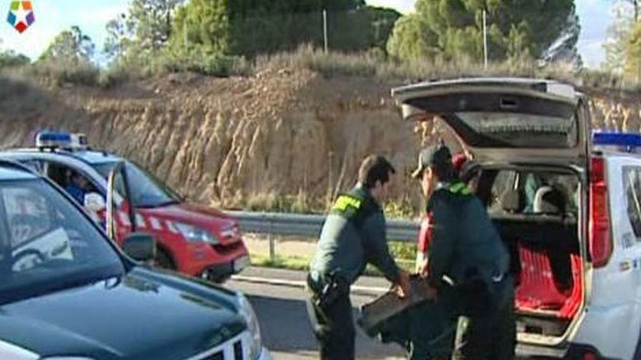 El cadáver encontrado semienterrado en San Martín de Valdeiglesias podría ser de una mujer