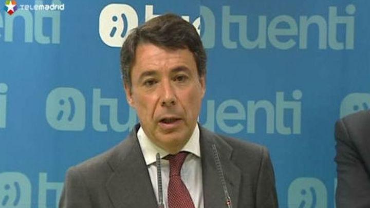"""González: """"no estamos de acuerdo con lo que plantea Rajoy"""" sobre el euro por receta"""