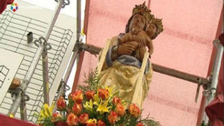 La eucaristía en honor a la Almudena se celebrará en la catedral por las lluvias