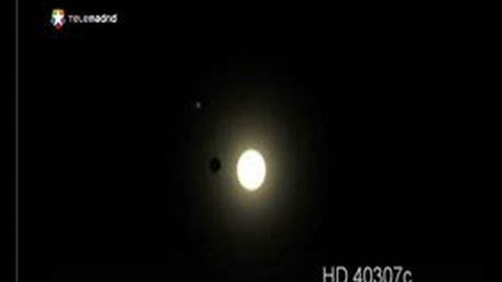 """Hallan una """"Súper-Tierra"""" en un sistema planetario adecuado para albergar vida"""