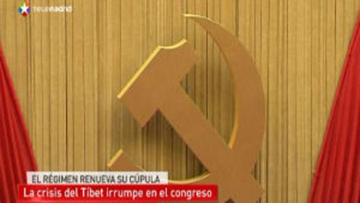 Tíbet centra los debates del XVIII Congreso del Partido Comunista Chino