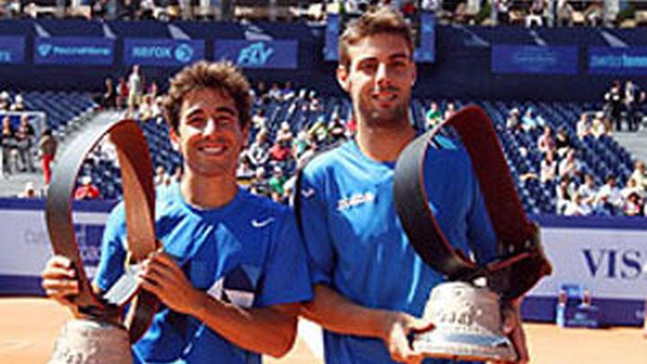 Granollers y López ganan la final de la Copa de Maestros en Londres