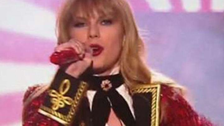 Taylor Swift y Justin Bieber han sido son los máximos ganadores de los MTV