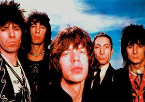 Los Rolling Stones, en los años setenta