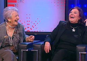 "Teresa Rabal: ""Me siento muy feliz de ser abuela por primera vez"""