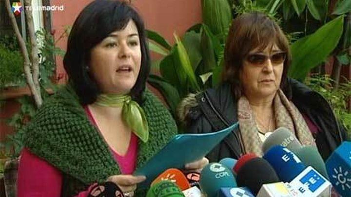 Ruth Ortiz reclama a la Justicia poder enterrar a sus hijos