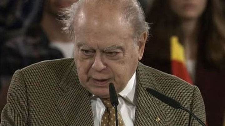 """Pujol: """"En España no funciona nada, ni las Cortes, ni los partidos, ni los tribunales"""""""