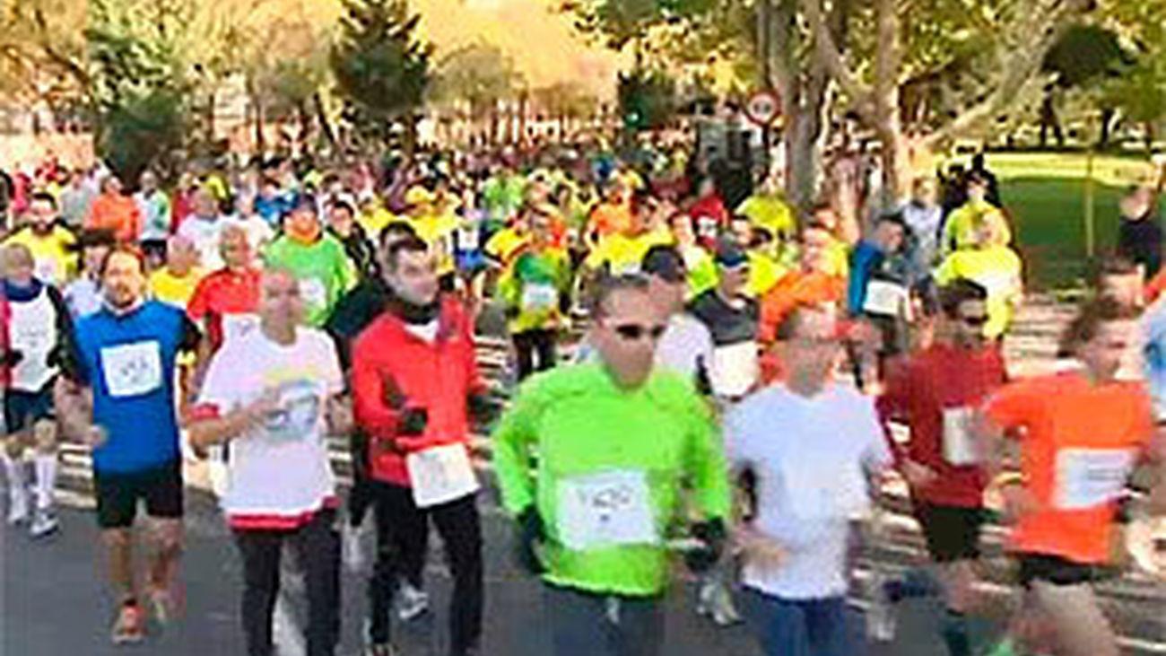 Moratalaz, la media maratón con más solera de Madrid