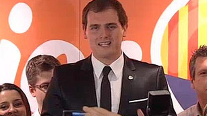 Albert Rivera exige a Artur Mas que dimita o presentará una moción de censura