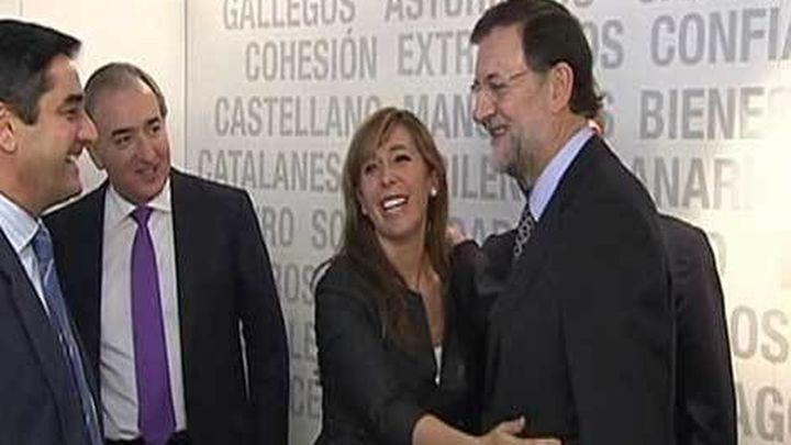Rajoy apela al futuro y asegura que colaborará con el nuevo Gobierno catalán