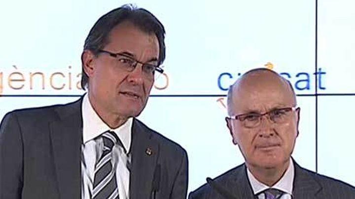 """Mas: la consulta será """"tema prioritario"""" en los pactos de gobierno con ERC o PSC"""