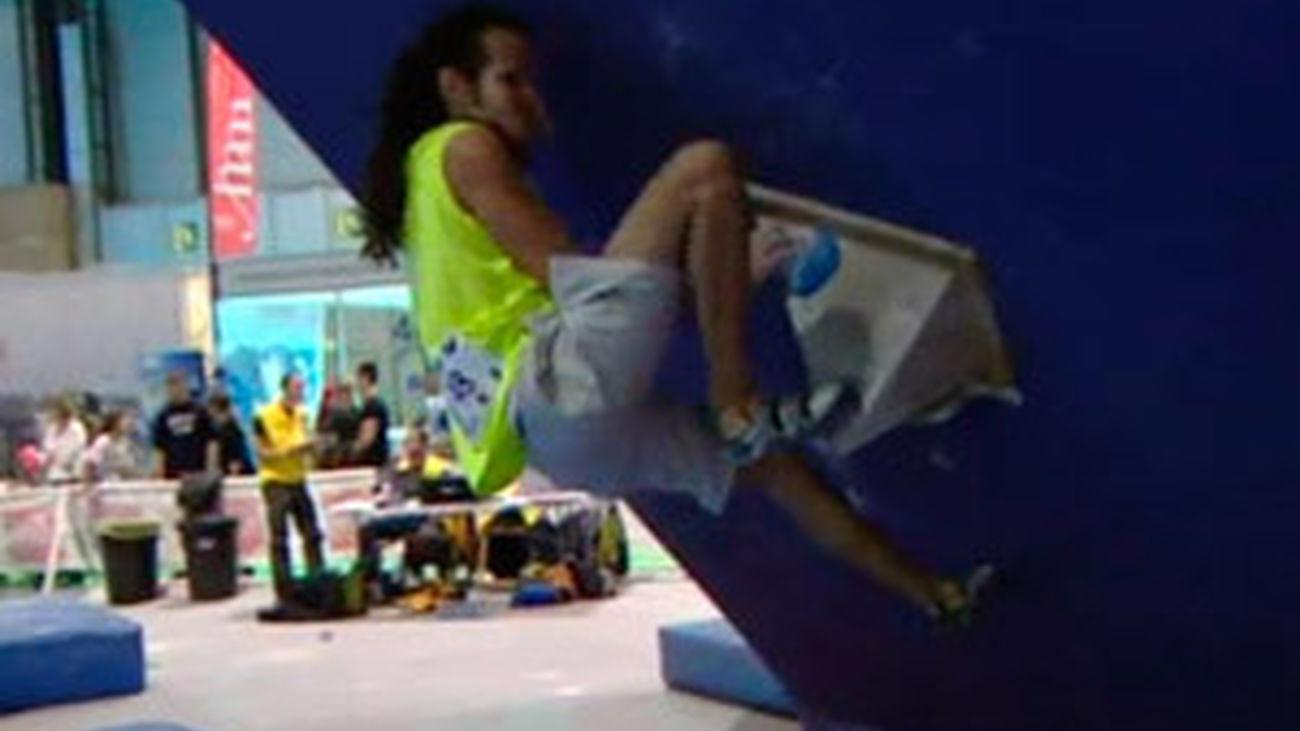 La escalada, un deporte en auge