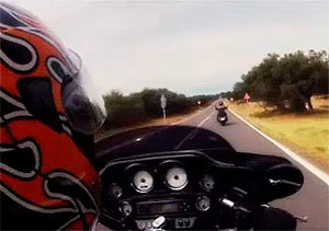 Madrid en moto: Brunete, Quijorna, Navalagamella y Fresnedillas