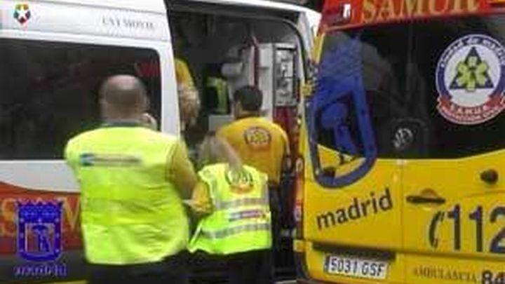 Fallece un hombre de 68 años al caerle encima un muro en Colmenarejo