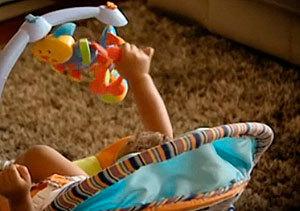 Fotograma del programa de Dossier Telemadrid 'Acoger a un niño'