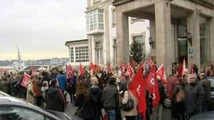 Los sindicatos cifran el seguimiento de  la huelga en Paradores en el 80%
