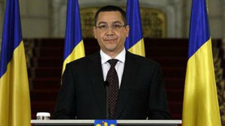 Los rumanos votan masivamente por Ponta y castigan al presidente Basescu