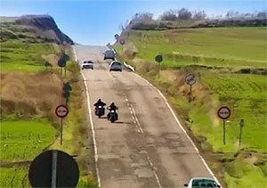 Madrid en moto: Algete, Valdeolmos y Daganzo