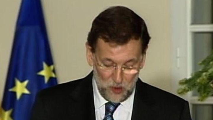 Rajoy pone como ejemplo al deporte para superar los desafíos de España